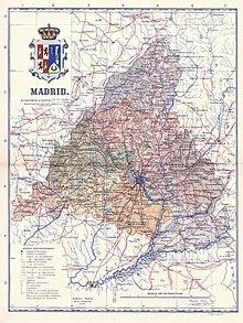 Community of Madrid Wikipedia