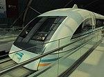MagLev train in Longyang Terminal, Shanghai - panoramio.jpg