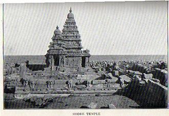 Seven Pagodas of Mahabalipuram - Image: Mahabali 006