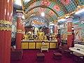 Mahabodhi Society - Kolkata - Prayer Room.jpg