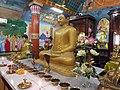 Mahabodhi Society - Kolkata - Prayer Room Idols III.jpg