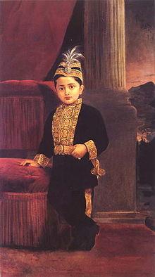 Fatehsinghrao Gaekwad ...N Class