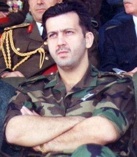 Maher al-Assad Syrian general