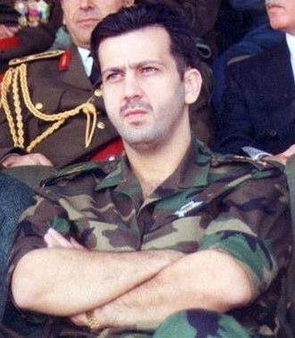 Maher al-Assad - Image: Maher al Assad