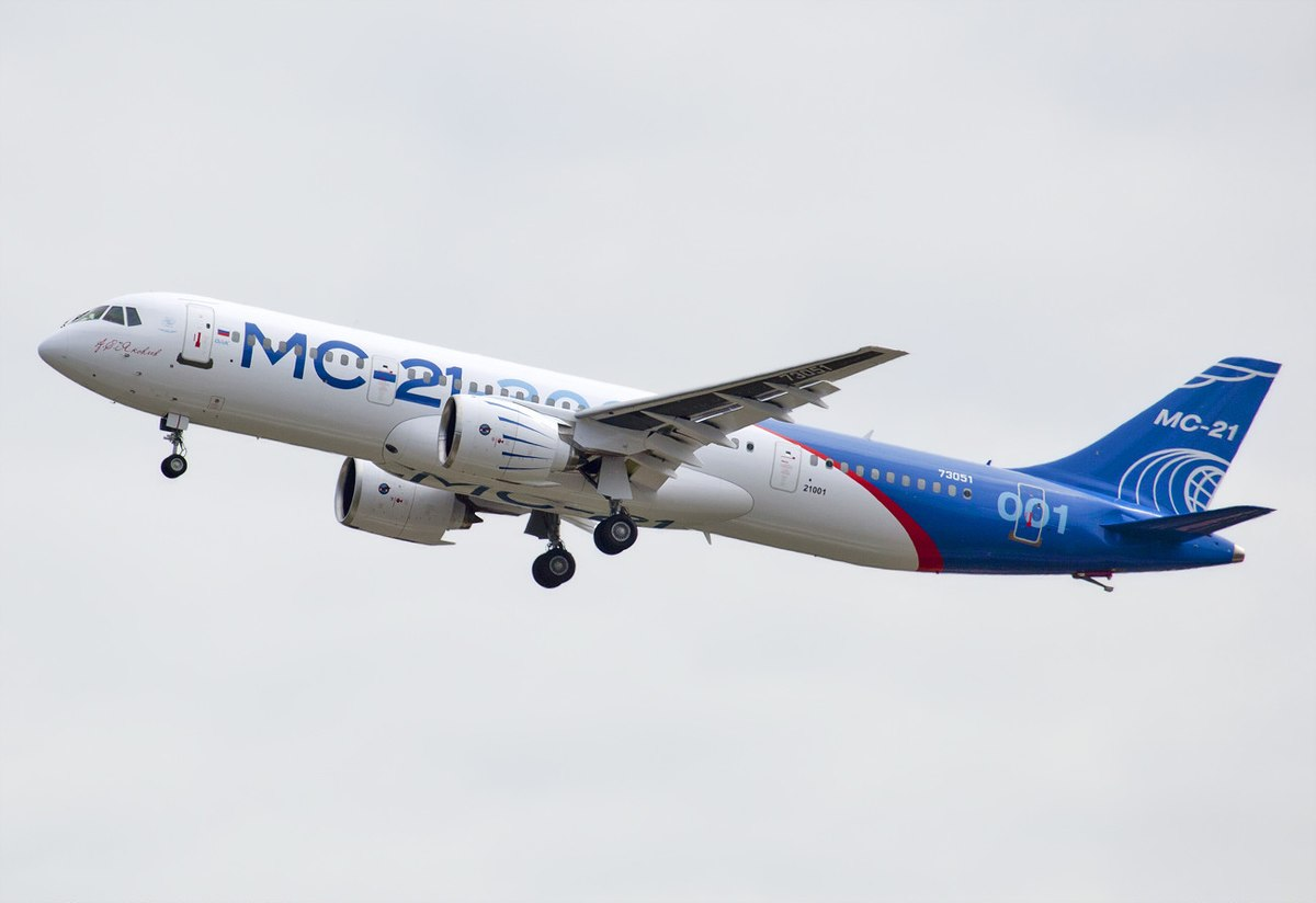 Irkut MC-21 - Wikipedia
