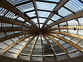 Main Assembly Hall, roof. - Ludovika Sq 2-6., District VIII., Budapest.JPG