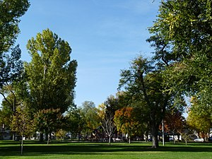 Windsor, Colorado - Main Park in Windsor, CO