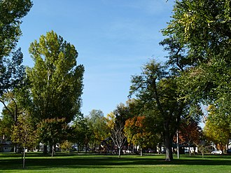 Windsor, Colorado - Main Park in Windsor, CO