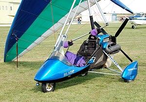 Rotax 582 - Mainair Blade 582