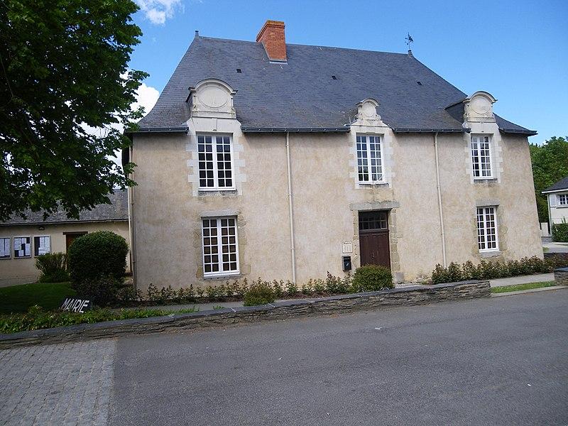 Mairie de la poueze