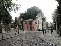 Rue des saules wikip dia for La maison rose lourmarin