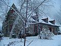 Maison Morisset, Sainte-Famille, île d'Orléans, Québec 15.jpg