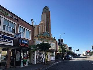 Majestic Crest Theatre movie theater in Westwood, Los Angeles