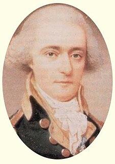 figure in the American Revolution