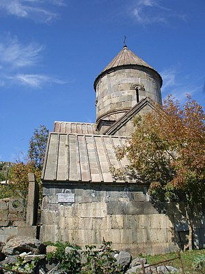 Makravank Monastery - Image: Makravank Monastery 1