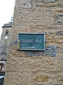 Malange - Grande Rue (plaque).jpg