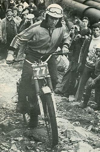 Malcolm Rathmell - Image: Malcolm Rathmell 1977 SSDT