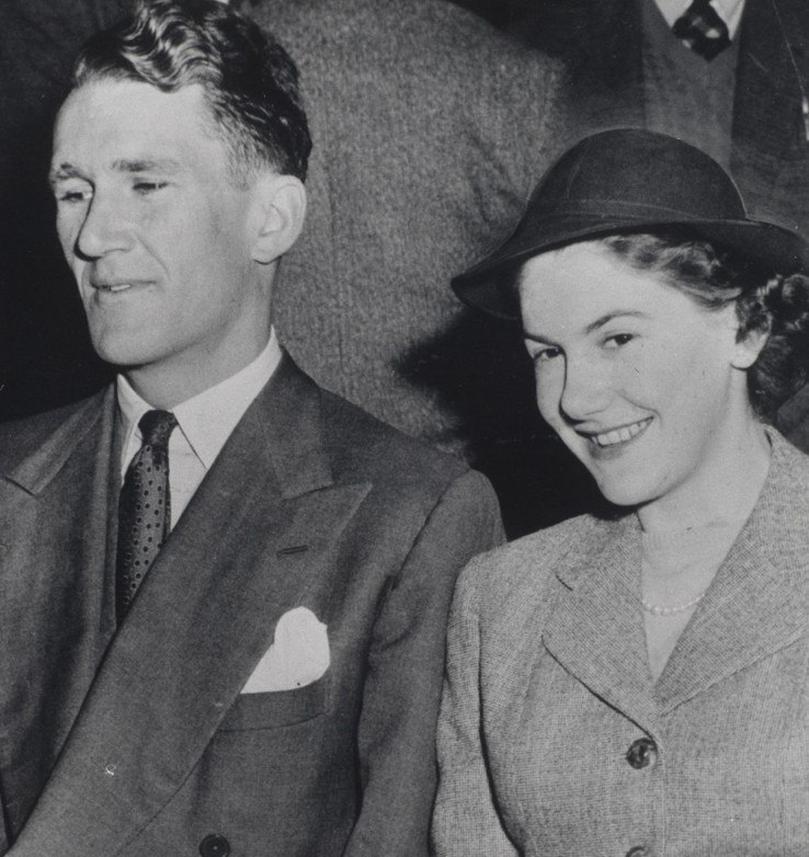Malcolm and Tamie Fraser