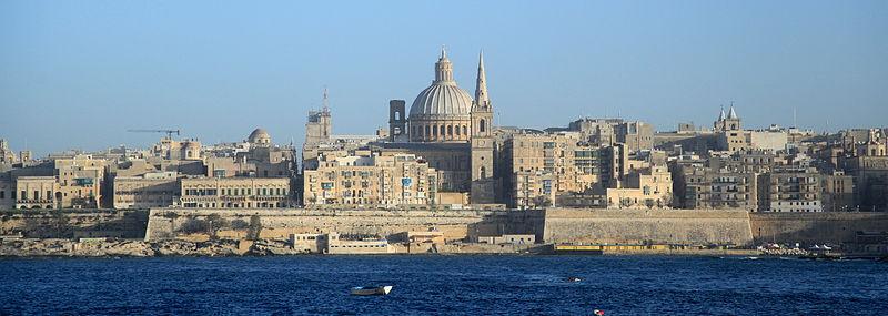 File:Malta - Valletta (Sliema-Triq Ix-Xatt) 01 ies.jpg