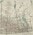 Manitoba Saskatchewan Section of Map Showing the Land Registration and Judicial Districts -- 1919.jpg