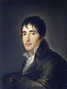 Portrait by José Ribelles (1806)