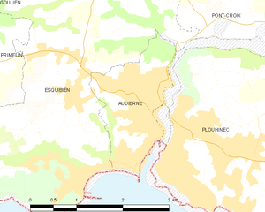 Map commune FR insee code 29003.png