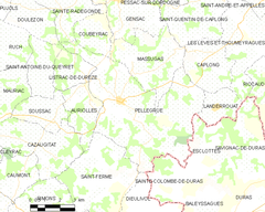 Map commune FR insee code 33316.png
