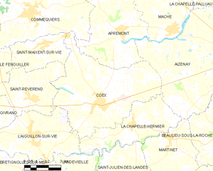 Map commune FR insee code 85070.png