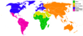 Map of UNESCO Regions to localize World Heritage Sites - Italian.png
