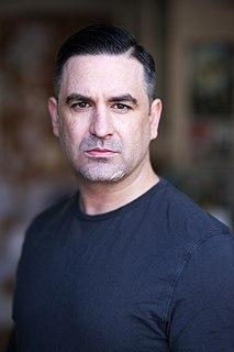 Marc Bannerman Irish born actor