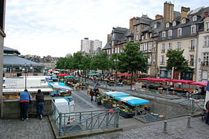 Brittany (administrative region) - Rennes