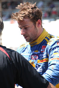 Marco Andretti at Carb Day 2015 - Stierch.jpg