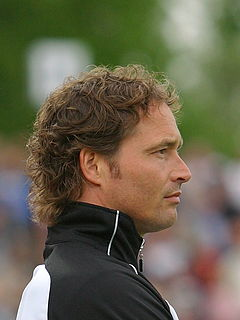 Marcus Sorg Football player and manager