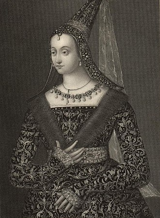 Dauphine of France - Image: Margaritaescocia