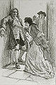 """Margetson W.H. - mainly Pencil - A scene from """"The wild geese"""", chapter 15 - 33x50cm.jpg"""
