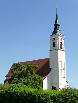 Church in Altdorf