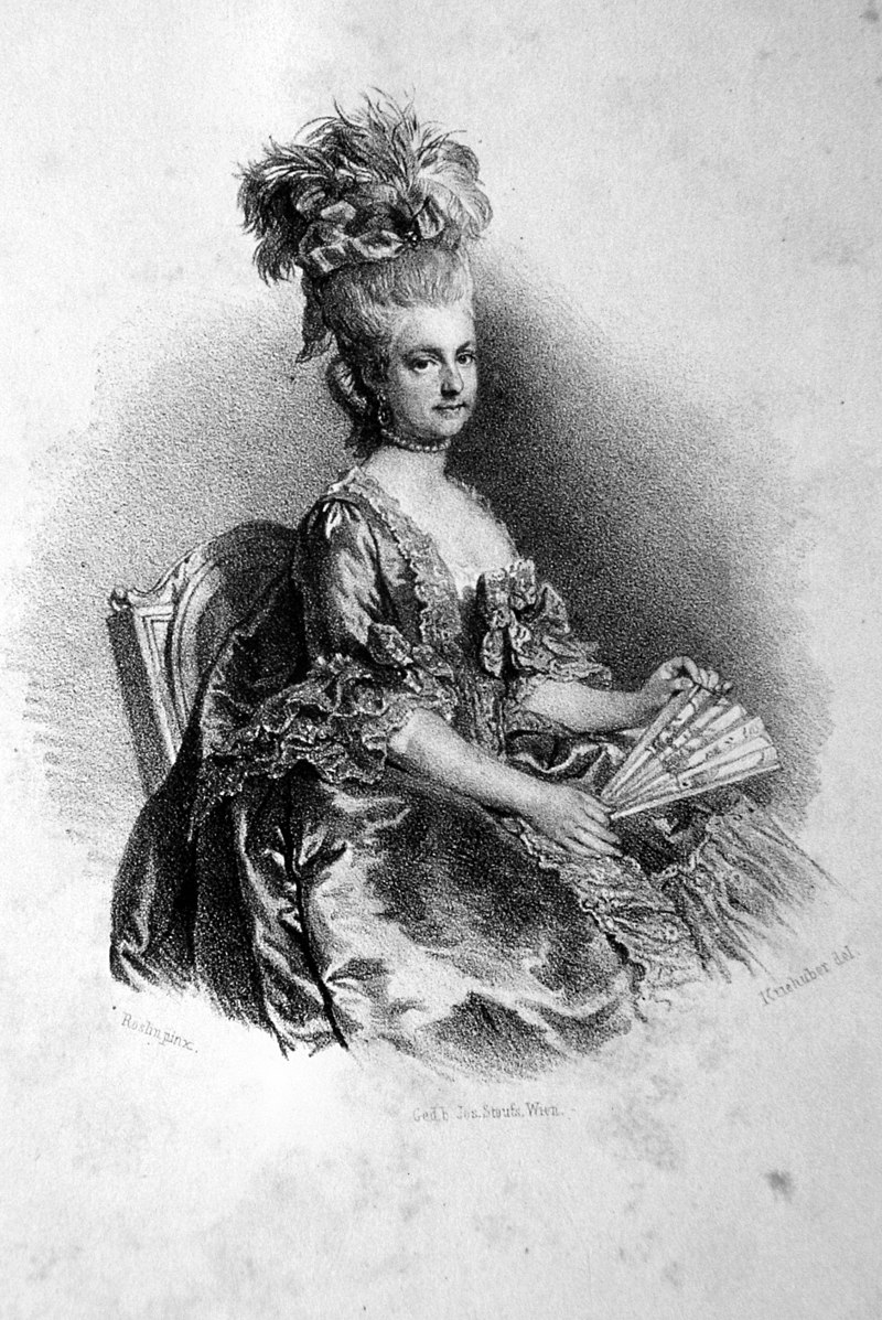 Maria Christina von Österreich Litho.JPG