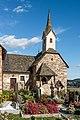 Maria Saal Karnburg Pfalzstrasse Pfarrkirche Annenkapelle 02102018 4862.jpg
