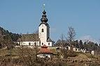 Maria Saal Pörtschach am Berg Pfarrkirche hll. Lambert und Ulrich 13032015 0555.jpg