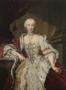 Maria Theresa as Queen of Hungary - Schloss Eggenberg.png