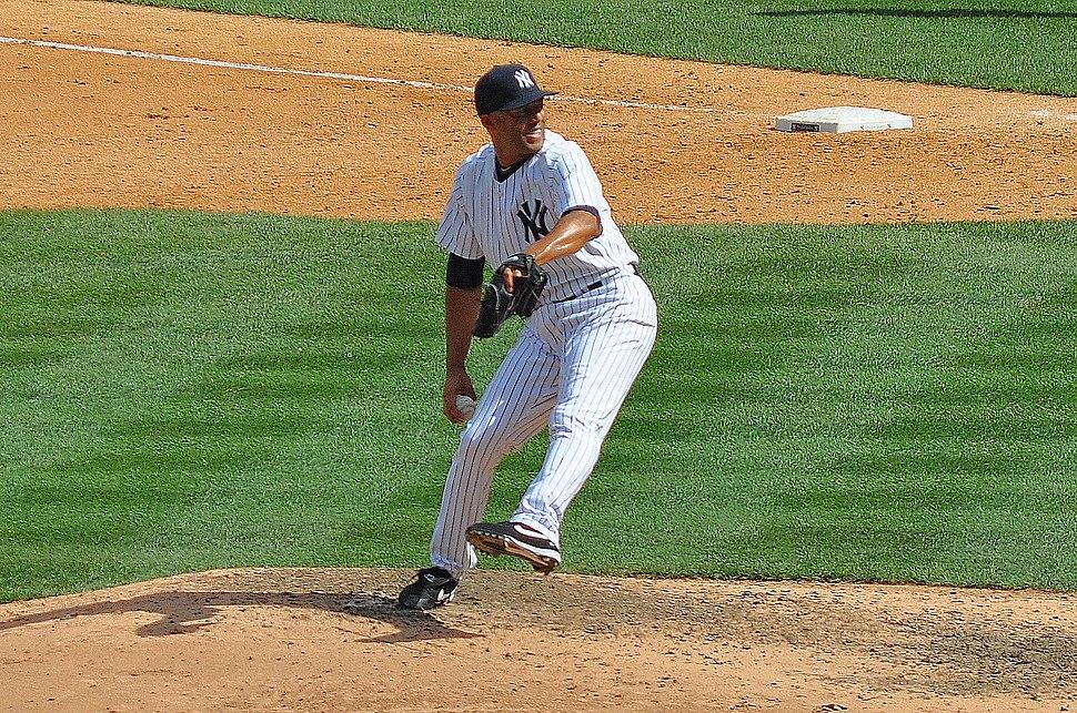 Mariano Rivera July 2011