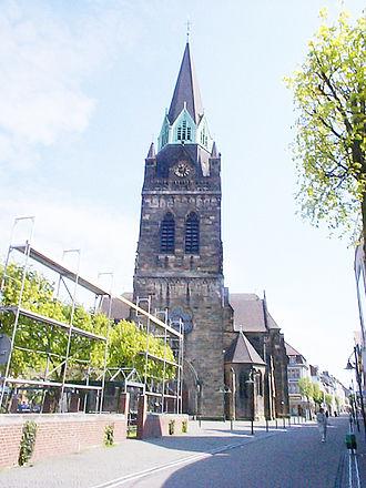 Ahlen - St. Marien Church