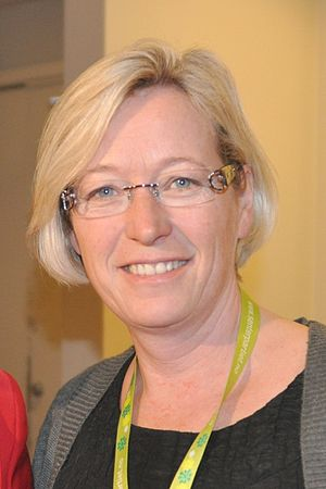 Minister of Petroleum and Energy - Image: Marit Arnstad