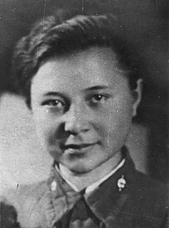 Mariya Polivanova Hero of the Soviet Union