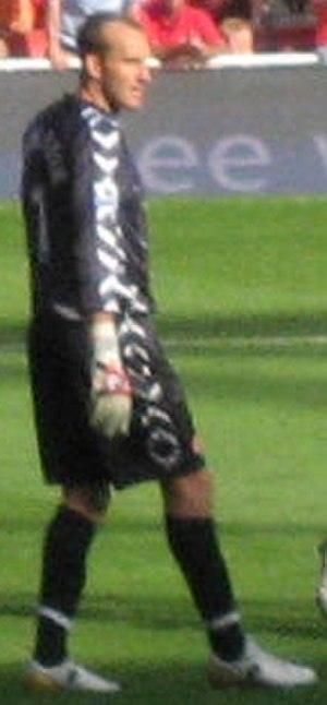 Mark Schwarzer - Schwarzer playing for Middlesbrough in September 2006