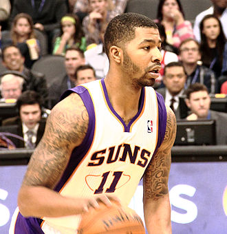 Markieff Morris - Morris with the Suns in 2012