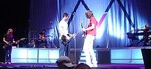 In concert, August 25, 2004