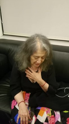 Податотека:Martha Argerich presents herself in Tel Aviv.webm