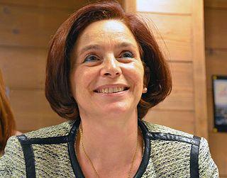 Martine Berthet French politician
