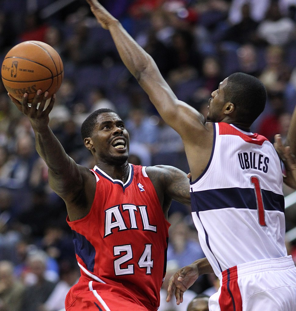 Marvin Williams Hawks